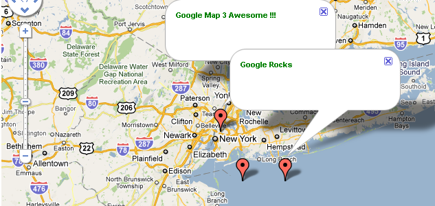 How To Displaying Google Maps in ASP.NET Application